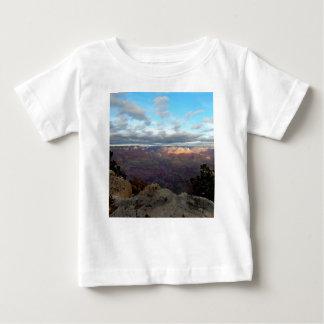 Camiseta Para Bebê Vista panorâmica do Grand Canyon