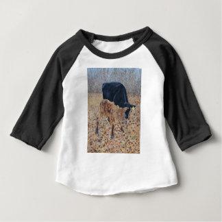 Camiseta Para Bebê Vitela nova