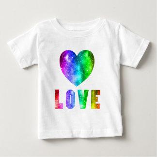 Camiseta Para Bebê Vitórias do amor