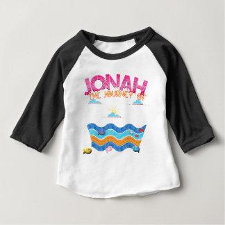 Camiseta Para Bebê Você é uma criança do deus