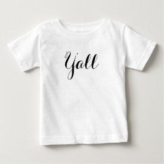 Camiseta Para Bebê Você tipografia
