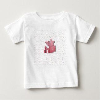 Camiseta Para Bebê você vai menina