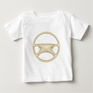 Camiseta Para Bebê Volante - vista dianteira