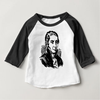 Camiseta Para Bebê Volta Alessandro