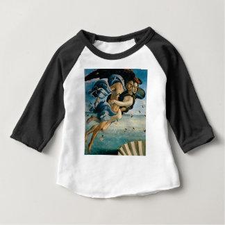 Camiseta Para Bebê voo afastado no amor