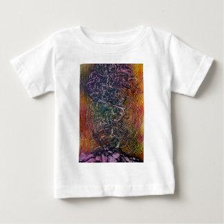 Camiseta Para Bebê Vulcão de fumo