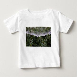 Camiseta Para Bebê Web de aranha