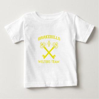Camiseta Para Bebê Welters