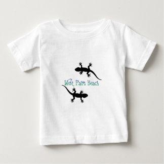 Camiseta Para Bebê West Palm Beach