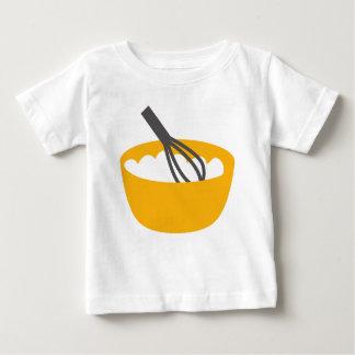 Camiseta Para Bebê Whisk