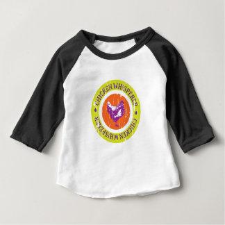 Camiseta Para Bebê Whisperer da galinha