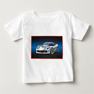 Camiseta Para Bebê White_Z06