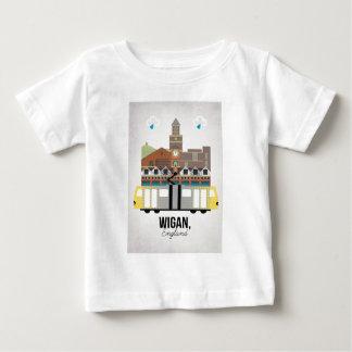 Camiseta Para Bebê Wigan