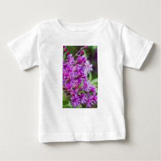 Camiseta Para Bebê Wildflowers altos do Ironweed