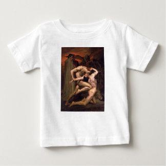 Camiseta Para Bebê William-Adolphe_Bouguereau_ (1825-1905) _-_Dan