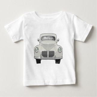 Camiseta Para Bebê Willys 1940 por terra