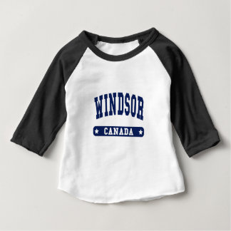 Camiseta Para Bebê Windsor