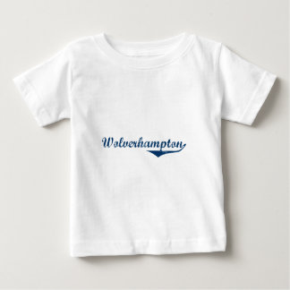 Camiseta Para Bebê Wolverhampton