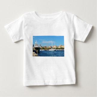 Camiseta Para Bebê Yachting