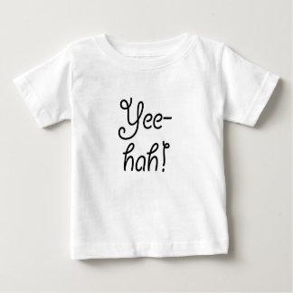 Camiseta Para Bebê Yee-hah!