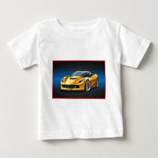 Camiseta Para Bebê Yellow_Z06