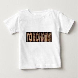 Camiseta Para Bebê yokohama1855