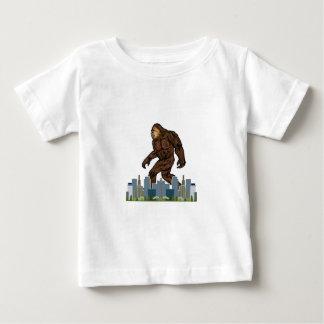 Camiseta Para Bebê Yowie em grande