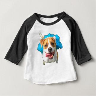 Camiseta Para Bebê Zelda o buldogue