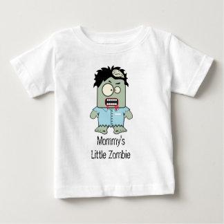 Camiseta Para Bebê Zombi pequeno de Mommys
