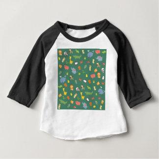 Camiseta Para Bebê ZooZuu