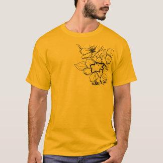 Camiseta Para fora além das ideias de rightdoing e de