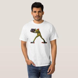 Camiseta para fotógrafo ambicioso de hobby