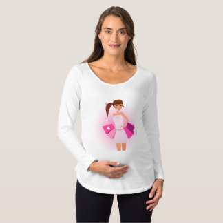 Camiseta Para Gestantes Comprar para t-shirt da maternidade do bebé