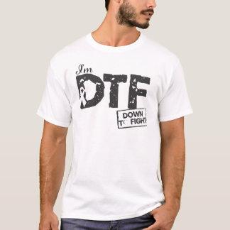Camiseta Para lutar para baixo o cancer