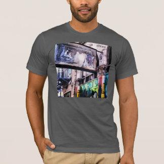 Camiseta Para o aluguel