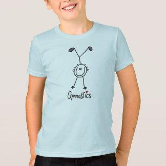 Camiseta Para o amor da ginástica