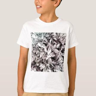 Camiseta Para o amor da natureza - Pastel
