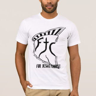 Camiseta Para o Jesus Cristo