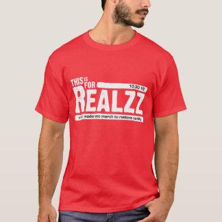 Camiseta Para Realzz - obscuridade
