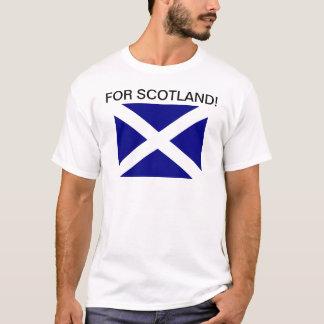 Camiseta Para Scotland! O T dos homens