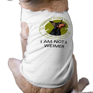 Camiseta Para sempre camisa da jovem corça de Dobes