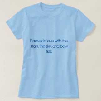 Camiseta Para sempre no amor