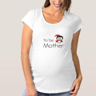 Camiseta para ser mãe