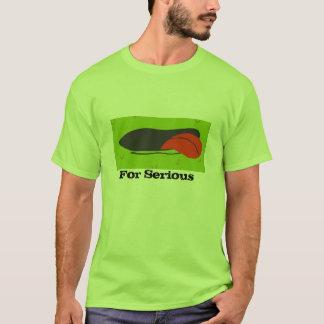 Camiseta Para sério
