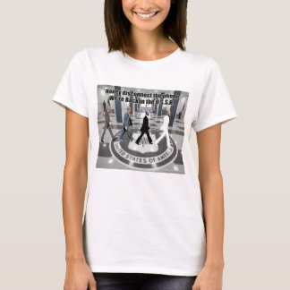 Camiseta Para trás na URSS