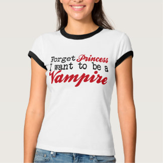 Camiseta Para vampiros do vampiro de Fanpires