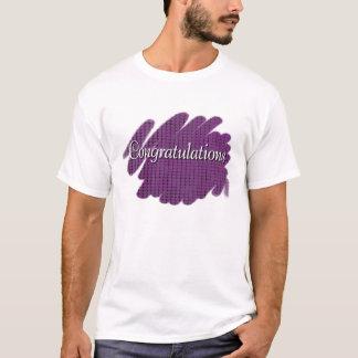 Camiseta Parabéns