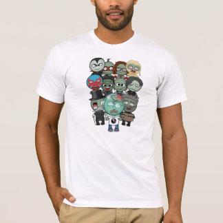 Camiseta Parada do zombi