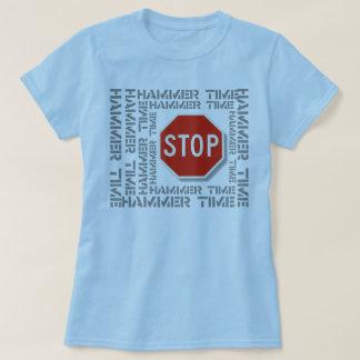 Camiseta Parada! É Hammertime!