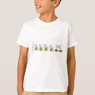 Camiseta Parada ocupada ocupada da parada - divertimento de